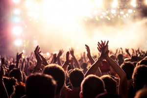 Terrori-iskuista huolimatta konsertit ovat yhä turvallisia.